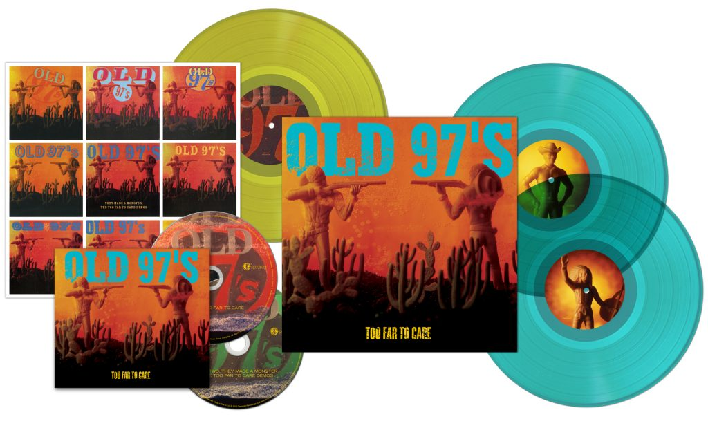 Old 97s - Too Far To Care Post