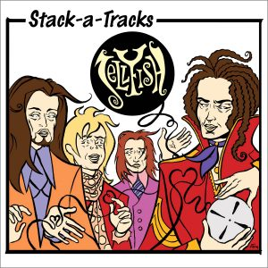 Jellyfish - Stack-a-Tracks