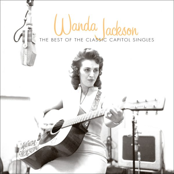 Wanda Jackson - The Best Of The Capitol Singles