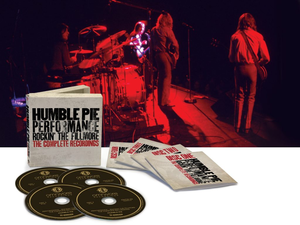 Humble Pie - Performance Post