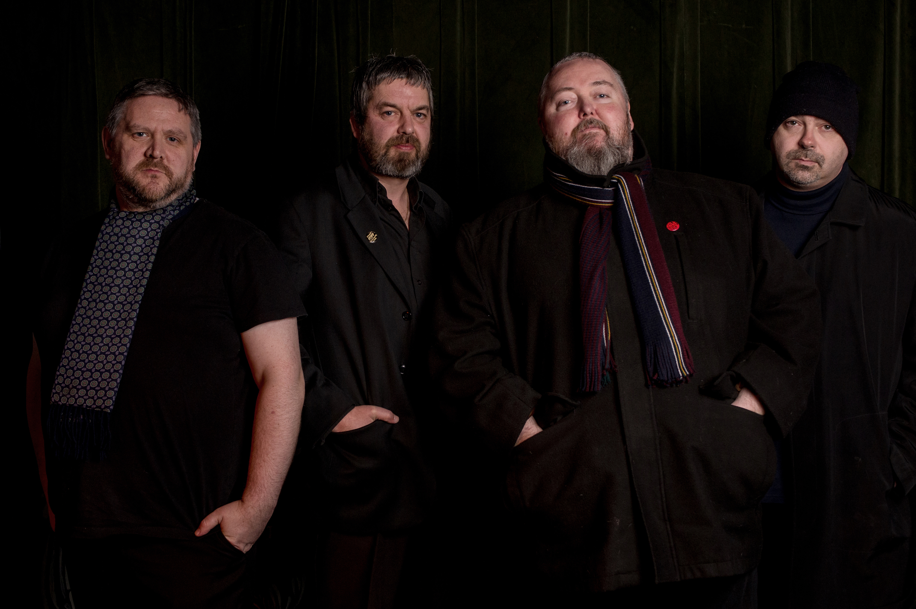 Pugwash - Press Photo