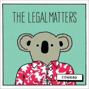 The Legal Matters - Conrad
