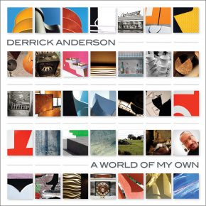 Anderson Derrick - A World Of My Own OV-215