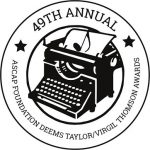 49th Deems Taylor Award