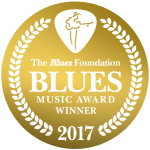 Blues Foundation Award - Winner