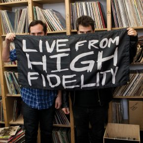 Live From High Fidelity OV-85