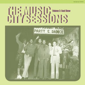 The Music City Sessions, Volume 3: Soul Show