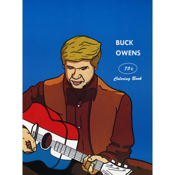 Buck Owens - Coloring Book E.P.