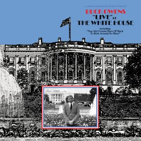 Owens - Live At The White House OV-19