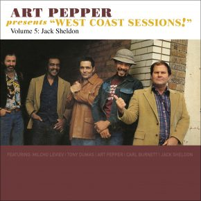 Pepper - West Coast Sessions V5 Jack Sheldon OV-236