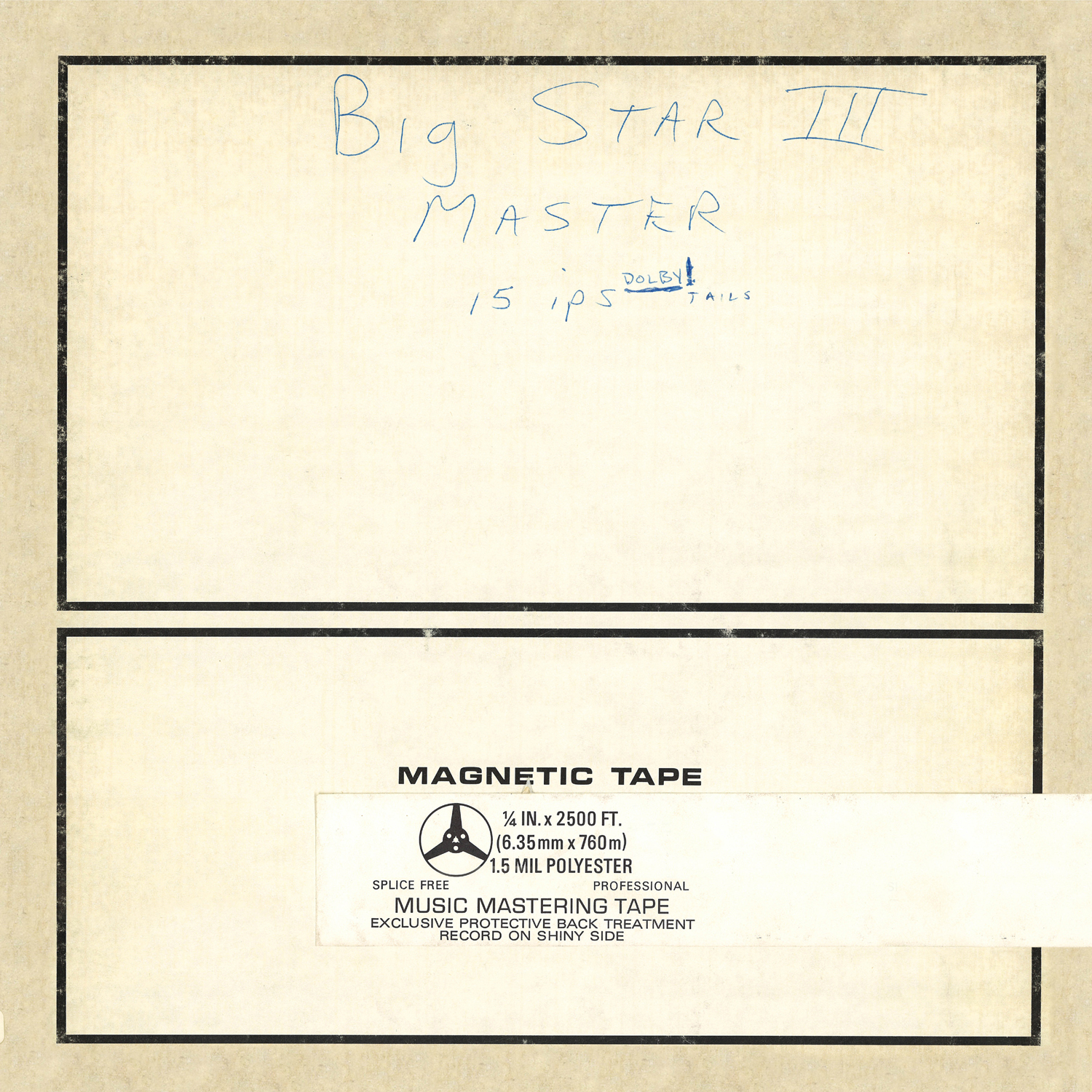 Big Star - Third [Test Pressing Edition]
