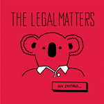 Legal Matters - An Intro