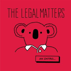 Legal Matters - An Intro OV-200