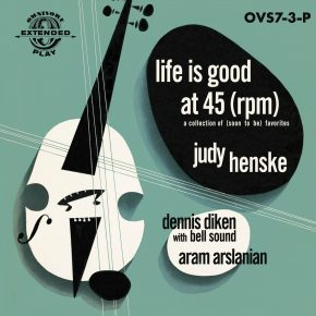 Life Is Good At 45 RPM OV-3-P