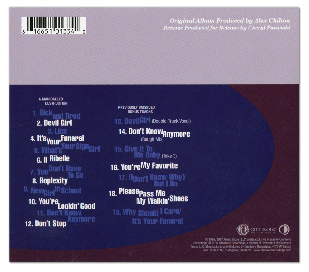 Discography - OVCD-227