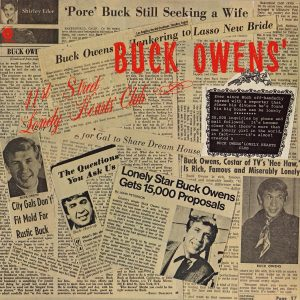 Buck Owens - 41st Street Lonely Heart's Club