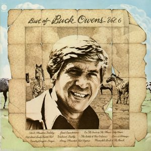 Buck Owens - Best Of Buck Owens Vol. 6