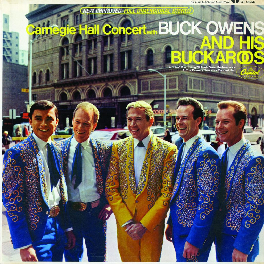 Buck Owens - Carnegie Hall Concert With Buck Owens And His Buckaroos