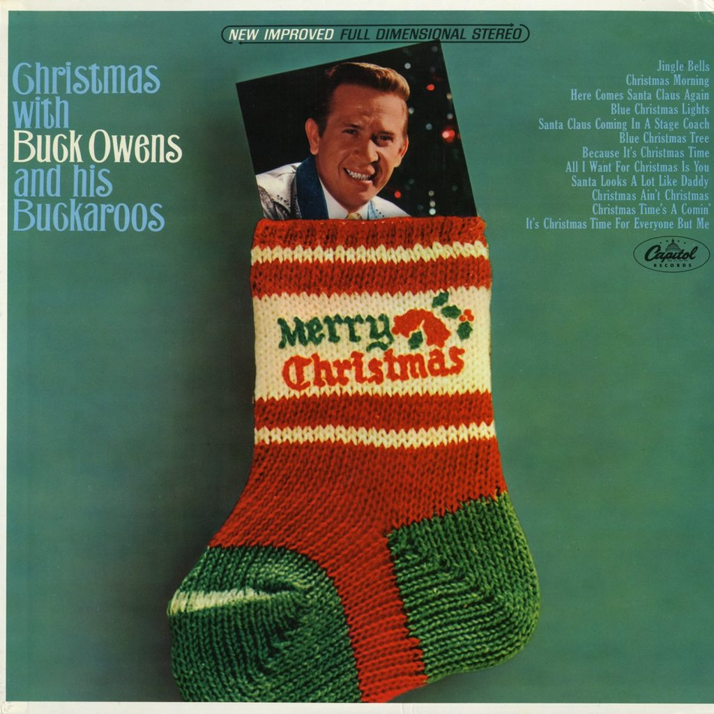 Buck Owens - Christmas With Buck Owens And His Buckaroos