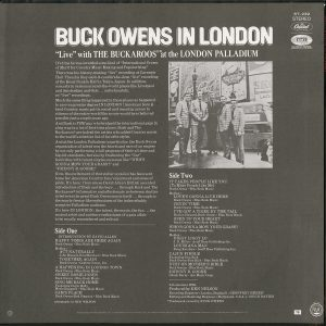 Buck Owens Vintage - In London