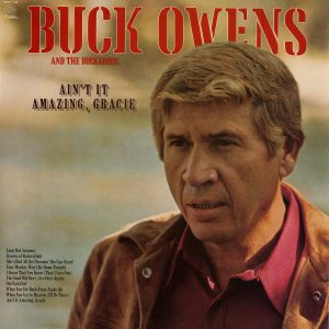 Buck Owens - Aint It Amazing Gracie Vintage Vinyl
