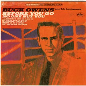 Buck Owens - Before You Go Vintage Vinyl