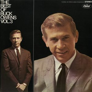 Buck Owens - Best of Vol 3 Vintage Vinyl
