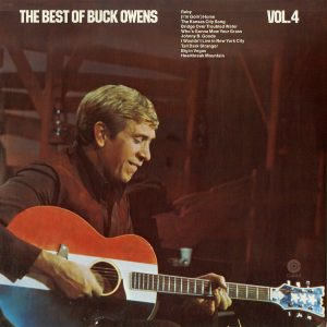 Buck Owens - Best Of Vol 4 Vintage Vinyl