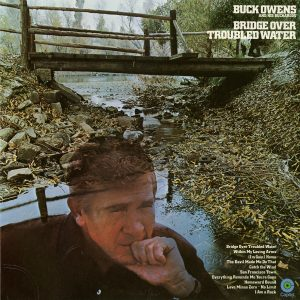 Buck Owens - Bridge Over Troubled Water Vintage Vinyl