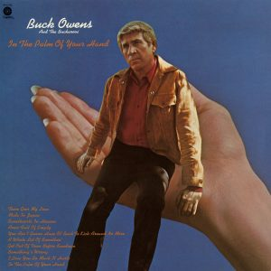 Buck Owens - In The Palm Of Your Hand Vintage Vinyl
