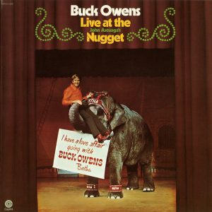 Buck Owens - Live At The Nugget Vintage Vinyl