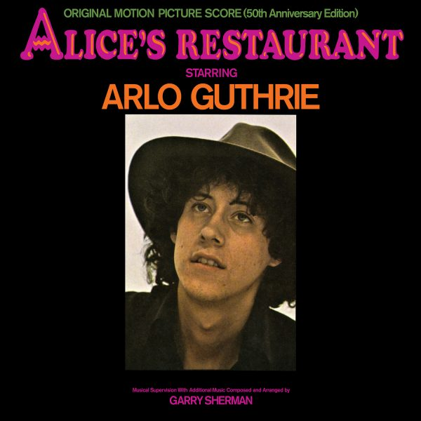 Arlo Guthrie - Alices Restaurant