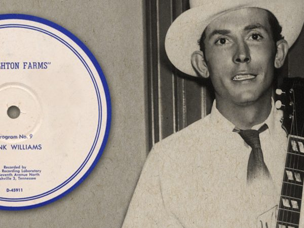 Hank Williams Restoration News Item
