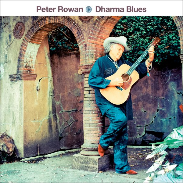 Peter Rowan - Dharma Blues