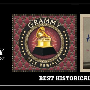 Hank Williams Grammy Nomination