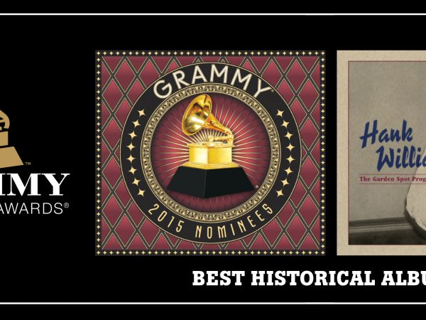 Hank Williams Grammy Nomination