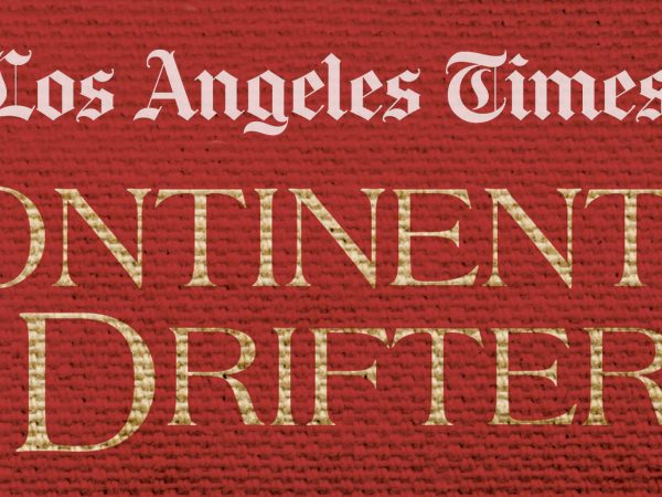 Continental Drifters News Item