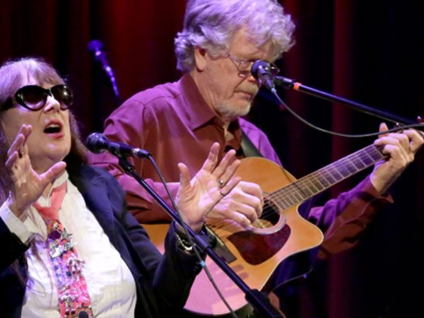 Judy Henske & Jerry Yester - Grammy Museum Crop