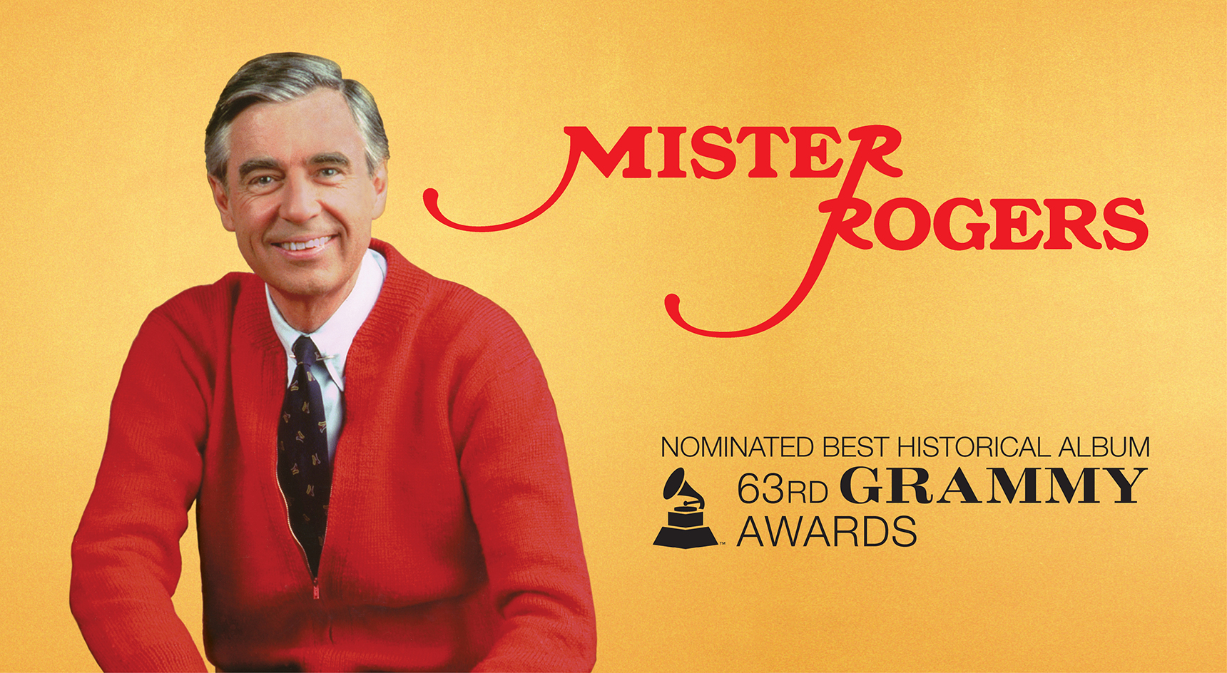 Mister Rogers - Grammy Nomination