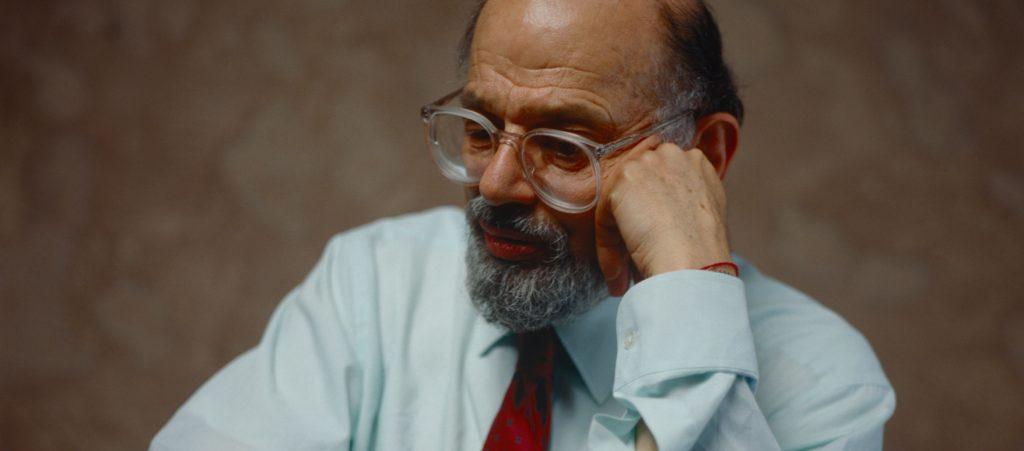 Allen Ginsberg - Artist Image