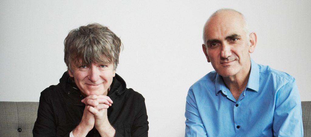 Neil Finn + Paul Kelly - Artist Image