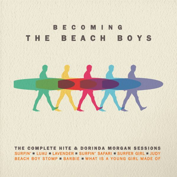 The Beach Boys - Becoming The Beach Boys