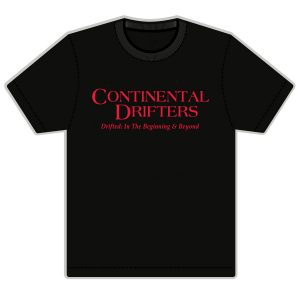 Continental Drifters - Drifted T-Shirt