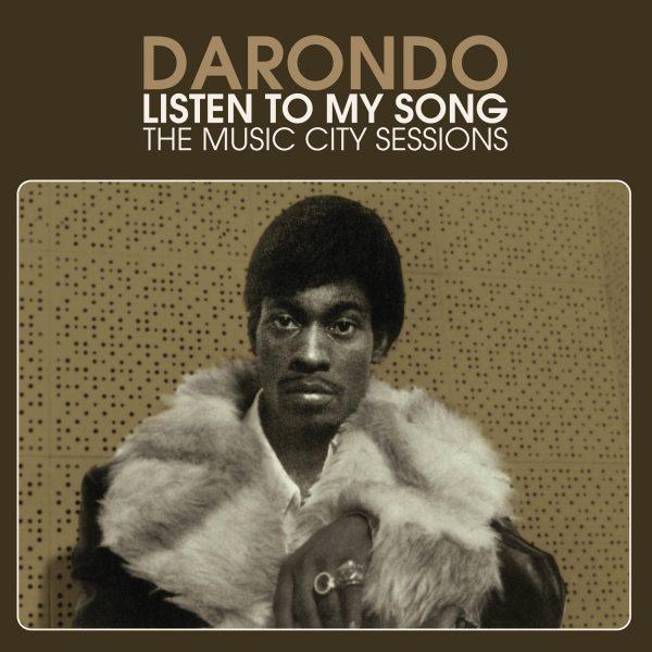 Darondo - Listen To My Song