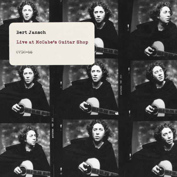 Bert Jansch - Live At McCabe's Guitar Shop