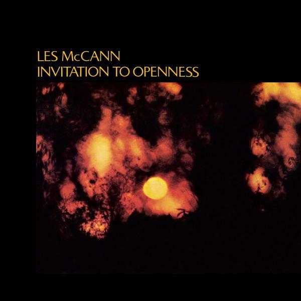 Les McCann - Invitation To Openess