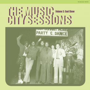Music City Sessions - Vol 3 OV-38