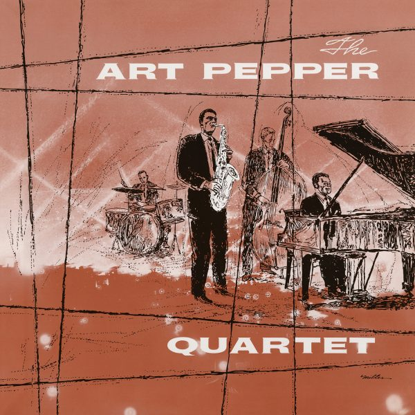 The Art Pepper Quartet - The Art Pepper Quartet