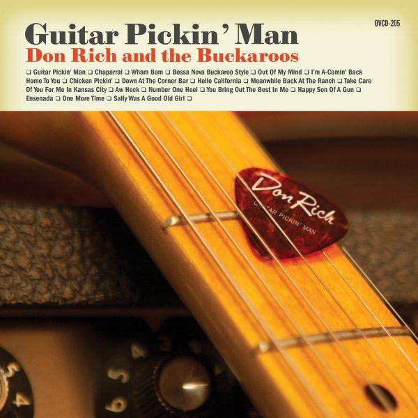 Don Rich - Guitar Pickin' Man