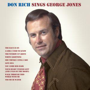 Don Rich - Don Rich Sings George Jones